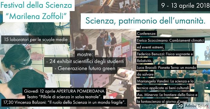 settimana scienza